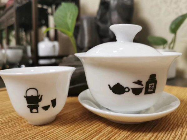 画像1: オリジナル茶器 (1)